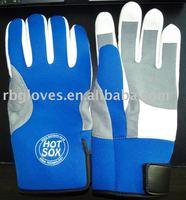 Rugged Wear Work Gloves