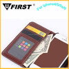 Jean mobile phone case with card slot ,phone accessory,including alibaba waterproof bag for phone cases