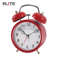 3.5 inch twin bell desktop clocks,free desktop digital clock with leather case