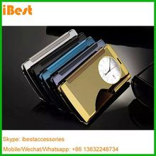 iBest mirror Phone case for lg g4,Luxury Smart Flip Cover For LG G4,cell phone case for mobile phone accessory