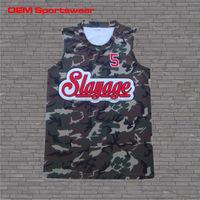 Bulk wholesale sublimation make your own basketball uniform
