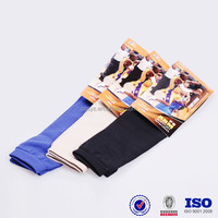 summer used cool thin knit colorful spandex elastic basketball protective arm sleeves item 243