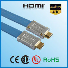 blue wholesale rohs 1080p 19pin male to male hdmi cables
