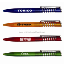 New Product Wholesale Advertising Coil Pen
