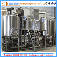 high quality brewing system micro beer equipment 10bbl beer making machine