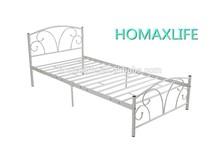 Solo moderno de metal marco de la cama bd-hm04 la venta