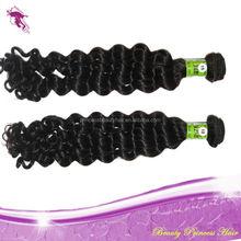 best quality cheap manufacture virgin deep wave human hair extensions malaysian hair