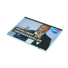 2 - 8 GB mult - functions paper made LCD Video Brochure for business greeting