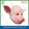 X-MERRY CUTE CREATURES LATEX PIG MASK Sex HALLOWEEN COSTUME ACCESSORY