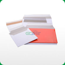 Good quality UPS board recycled rigid cardboard mailer medium-sized envelope
