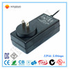 CE Approval Single output 12V 5A Power Supply, 12V Switching Power Supply