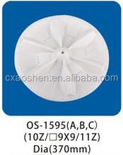plastic pulsator size 370mm for washing machine part