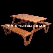 Teak wood outdoor Bench KF-OD1602-130
