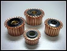 Low price electric AC/DC segements motor commutator factory