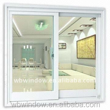 Cheap house windows for sale anti aging upvc plastic for House windows for sale