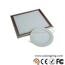 40w square surface mounting led panel light invisible driver for false ceiling