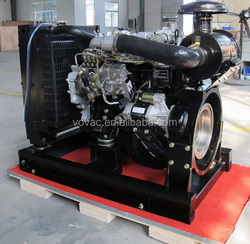 Factory Direct Sales!!! 24kw-150kw Water Cooled Diesel Engine With Isuzu technology
