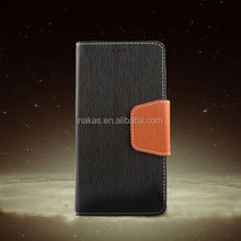card holder leather phone case for samsung note 5 back cover case for samsung galaxy win i8552
