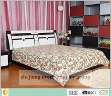 Home,Hospital,Hotel Use and Adults Age Group 100% cotton printed flora quilt