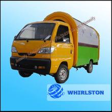 Electric Mobile Food Vending Carts/Mobile Fryer Carts/Food Warmer Carts