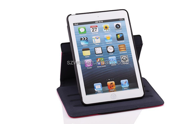 Targus Hard Stand 360 degree Rotation Smart Magnetic Auto Sleep & Wake Up Function Case For iPad Mini