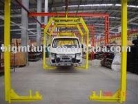 Bigmt 8 seats Benzine Mini Van Assembly Line