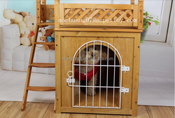 Hot Sale Wooden Dog House/wooden dog cage