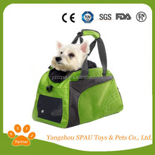 High quality foldable new pink pet carrier