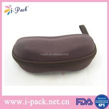 Custom design cloth soft cheap sunglasses case cool EVA sun glass case/eyeglasses holder packaging box/glasses case
