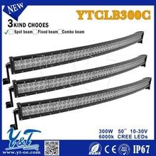 "Off-Road (Black) 8"" 30W LED double Row Marine & Off Road Light Bar (Spot)"