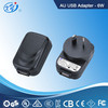 Wall mounted AC/DC Adapter/Switching power supply /Led driver UL/CE/GS/SAA/FCC approval
