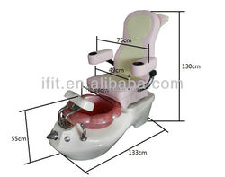 AK-2030 Kids pedicure chair/hot sale spa pedicure chair for kid /pedicure chair used
