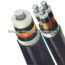 Aluminum/Copper Conductor XLPE Insulation 20kv Electrical Wire