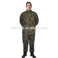 Wholesale Military Surplus Camouflage from China Russian Woodland Camouflage ACU Army Uniforms