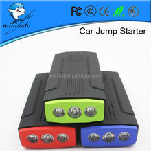 Slimmest MiniFish Power Pack Jump Starter Jump Start Heavy Duty Truck Jump