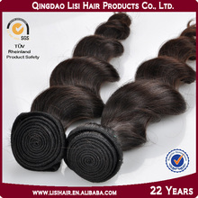 Best New Products Natural Remy Virgin Mongolian Loose Wave Hair