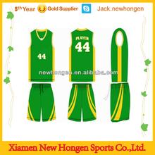 Mexico basketball jersey/basketball uniform/basketball wear