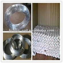 soft guality galvanized iron wire factory