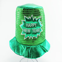 High Quality Fluorescence Hot Carnival Cap X'Mas Beer Bar Bottle Crazy Fashion Hat