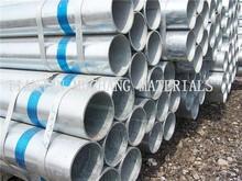 fast shipment schedule 40 galvanized steel pipe