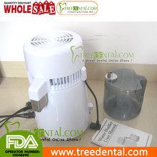 Tr-w01a 220 V 4L Dental / Medical Distiller agua pura filtro purificador de agua de acero inoxidable máquina de agua destilada