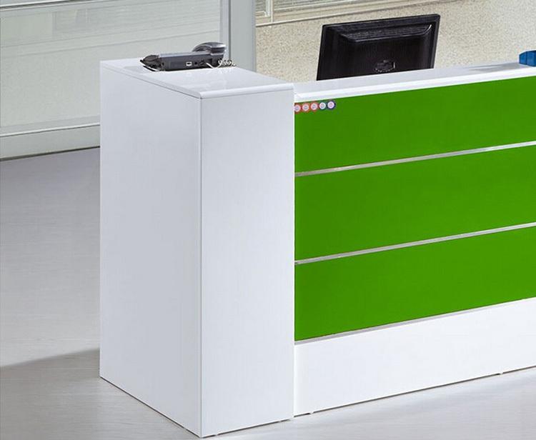 De gama alta muebles de oficina blanco barato extractor moderna oficina de re...