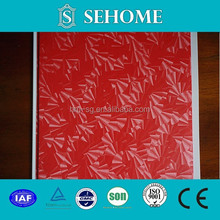 2015 New pattern PVC panel (High quality and good price)