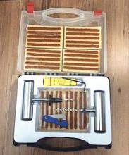 Hand tool tubeless tire repair kit