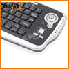 2.4GHz Wireless keyboard with trackball mouse RF keyboard for Smart TV