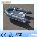 Embarcación semirrígida plegable (CE)
