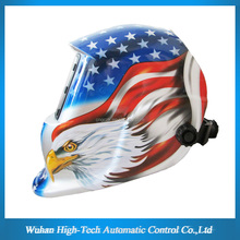 Blue Eagle Protective Auto-Darkening Welding Eye And Face Shield ANSI Z87.1