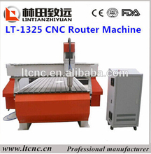 Cheap price high precision wood stone/glass /marble engraving machine cnc router engraver 3d cnc LT-1325