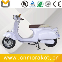 1200W 60V/72V 2 wheel adult vespa electric moped motorcycle without pedals -- BP8