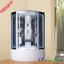 aluminum massage big size luxury steam shower room made in HangZhou China